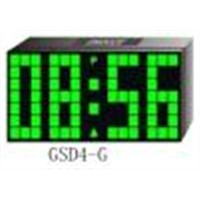 LED Time/LED Time Display/LED Timer Clock (GSD4-G)