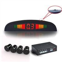 LED parking sensors with Anti-false installation technology