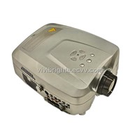 LED projector HD500 series can bulit-in TV tuner for home theater