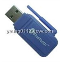 Lan access and headset USB bluetooth dongle