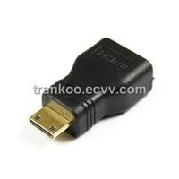 Mini HDMI Male To HDMI Female Adaptor/Mini HDMI Cable