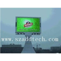 Outdoor Square LED Digital Billboard