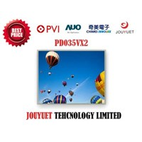 PD035VX2(LED B/L),VX3(Touch Panel) PVI