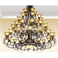 European Pendant Lamp (ln6060-16+12+8+4H)