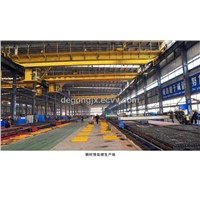 QD Double Beam Bridge Crane