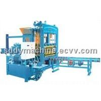 QT4-15A Cement Block Machine Line