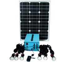 Small Solar Lighting System