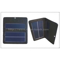 Solar Charger with Flexible Solar Panel-STE001