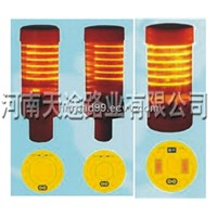 Solar Construction Obstacle Indication Signals-Traffic Lights