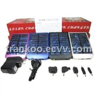 Solar Power Charger 2600mA