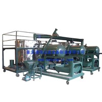 Tongrui Black Engine Oil Refining equipment