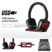 USB Headset (MHP-102UP)