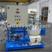 Waste lube oil centrifuge machine