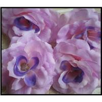 Wedding artificial rose head
