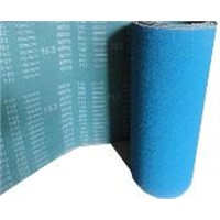 Zirconium aluminum oxide state abrasive belt