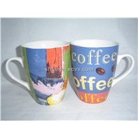 Bone China Mug with Printing
