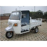 Cargo Tricycle with CNG System