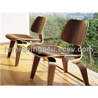 Eames Molded Plywood Lounge Chair,