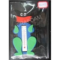 eva/pe thermometer