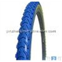 Full Colour Bicycle Tire