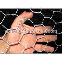 Galvanized & PVC Coated Hexagonal Wire Mesh