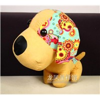 gododohouse Chinese style decorative suede dolls toys gifts for friends free shipping