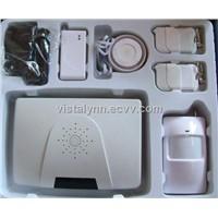 Home Security GSM Wireless Burglar Alarm System