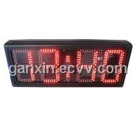 LED Time and Tempertures Display Digital