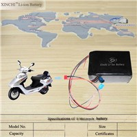 lithium battery for e-motorcycle