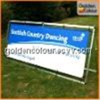 outdoor durable display billboard
