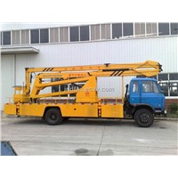 Overhead Working Vehicles - 24M