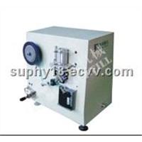 semi-automatic sticking blue tape machine