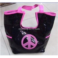 Shimmer Fashion Girl Handbags