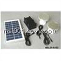 Solar Power Lighting System