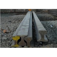 steel rail railway