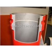 wear resistant concrete pump pipe