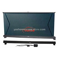 automobile electric sunshade