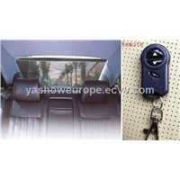 automobile power sunshade