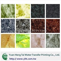 Wood Grains / Water Transfer Printing processing