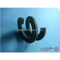 Double Coil Lock Washer