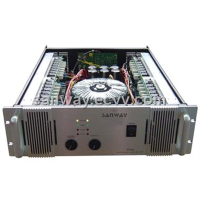transformer power amplifier f5500 f5500 china power amplifiers audio amplifiers sanway. Black Bedroom Furniture Sets. Home Design Ideas