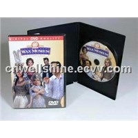 DVD Replication in STD DVD Case
