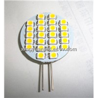 G4 SMD led light 24SMD 3528 g4 led lamp and LED Marine Bulbs
