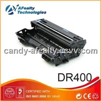 compatible Brother toner cartridges DR400  with full yield pages