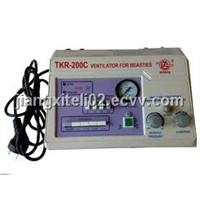 Professional Small Animals Ventilator (TKR-200C)