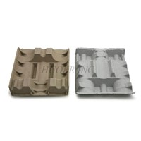 100% Recycle Material Molded Pulp Packaging