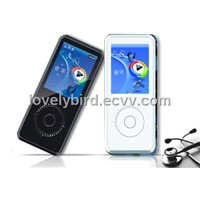 1.8 Inch Ultra Slim Smart Design MP4 Player