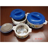 3 PCS Insulated Casserole Dish