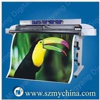 4 Color Large Format Novajet 750 Indoor Printer