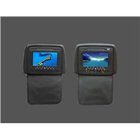 7 INCH IR/ FM Transmitter Headrest CAR DVD Players